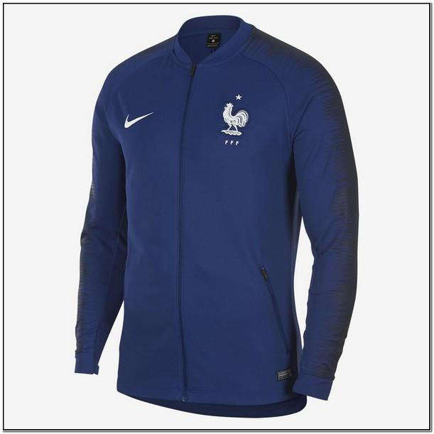 Custom Nike Soccer Jackets