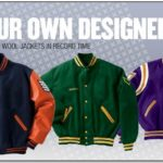 Customize Your Own Letterman Jacket
