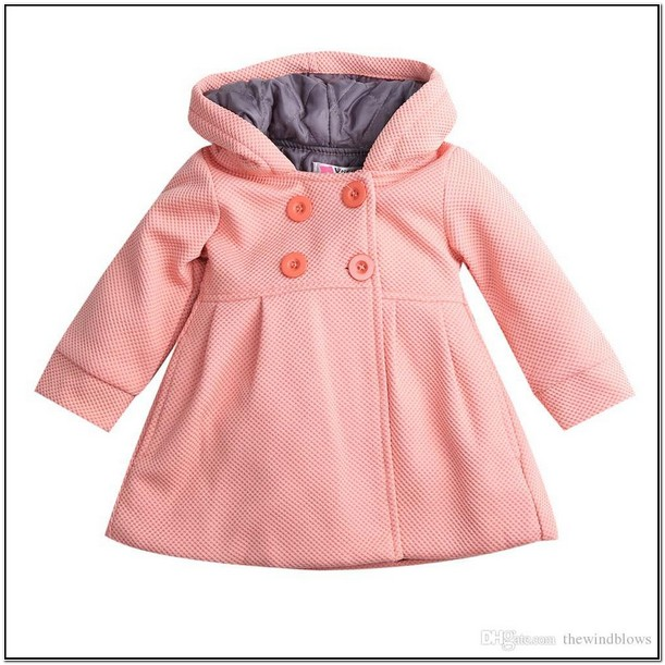 Cute Infant Girl Jackets