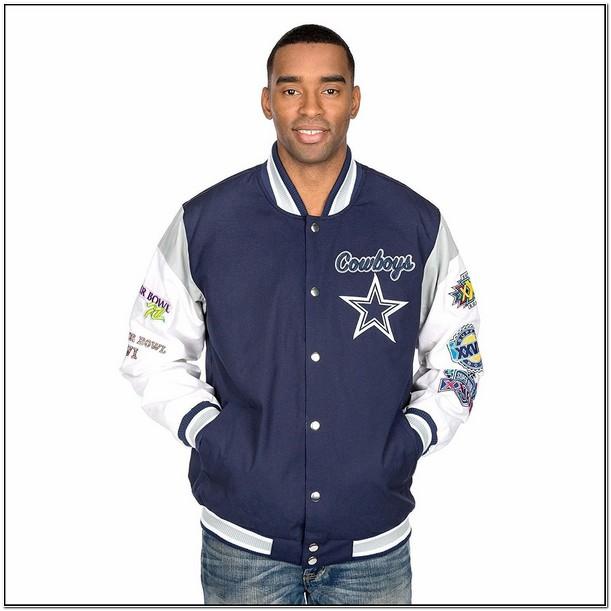 Dallas Cowboys Elite Varsity Jacket