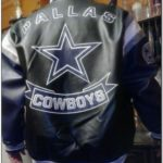 Dallas Cowboys Leather Jacket