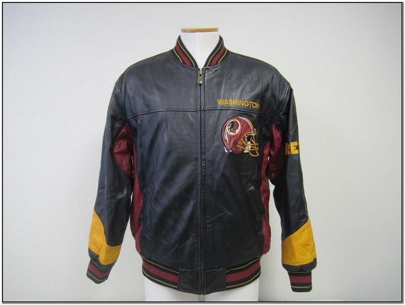 Dallas Cowboys Leather Jacket 3xl