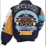 Dallas Cowboys Super Bowl Champions Jacket