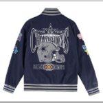 Dallas Cowboys Super Bowl Jacket