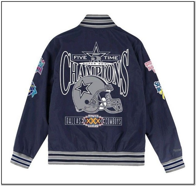 Dallas Cowboys Super Bowl Jacket