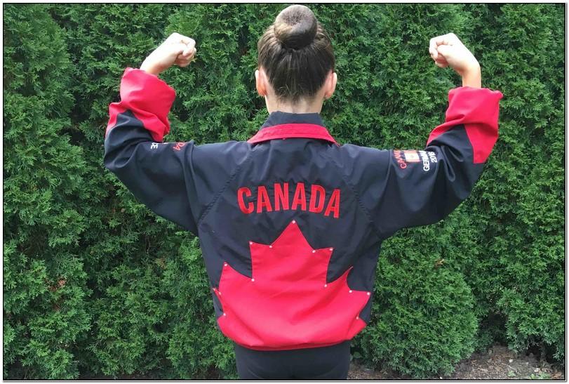 Dance Team Jackets Canada