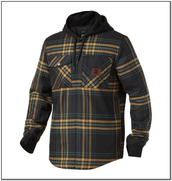 Dc Backwoods Jacket Softshell