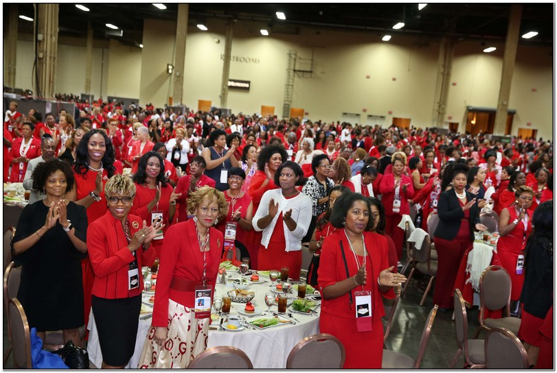 Delta Sigma Theta National Convention 2018