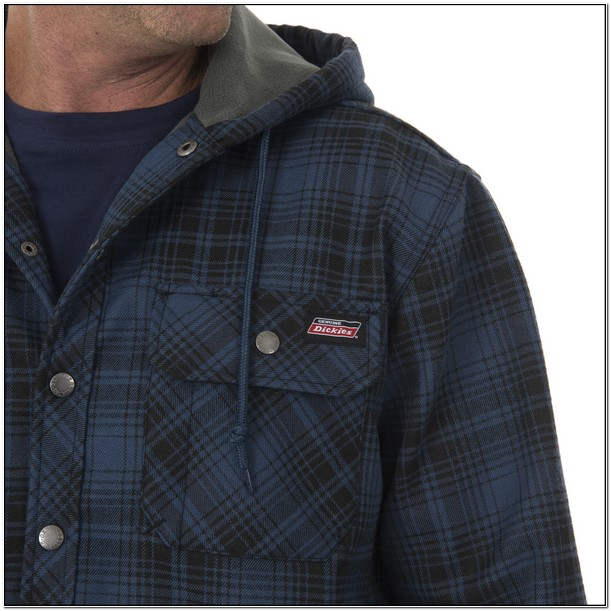 Dickies Flannel Jacket Walmart