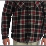Dickies Sherpa Lined Flannel Jacket