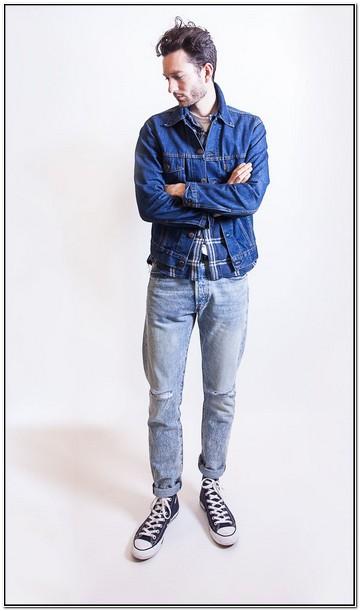 Did Guys Wear Jean Jackets In The 90s