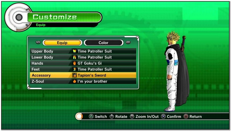 Dragon Ball Xenoverse Capsule Corp Jacket