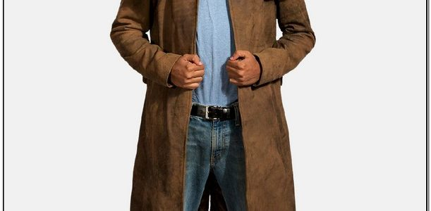 Duster Jacket Mens