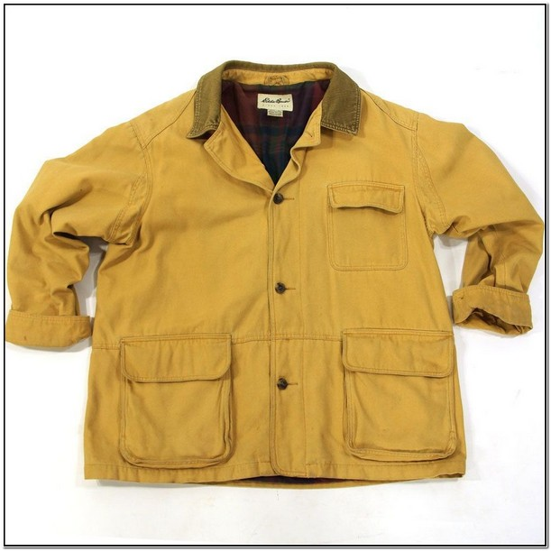 Eddie Bauer Mens Barn Jacket