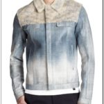 Fendi Jean Jacket Mens