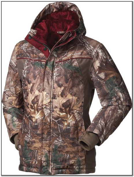 Field And Stream Mossy Oak Jacket