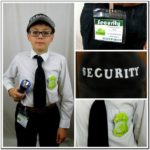 Five Nights At Freddys Security Guard Jacket