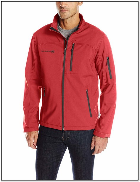 Free Country Cubic Dobby Softshell Jacket