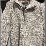 Fuzzy Jackets Pullover