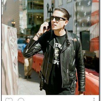G Eazy Jacket Brand