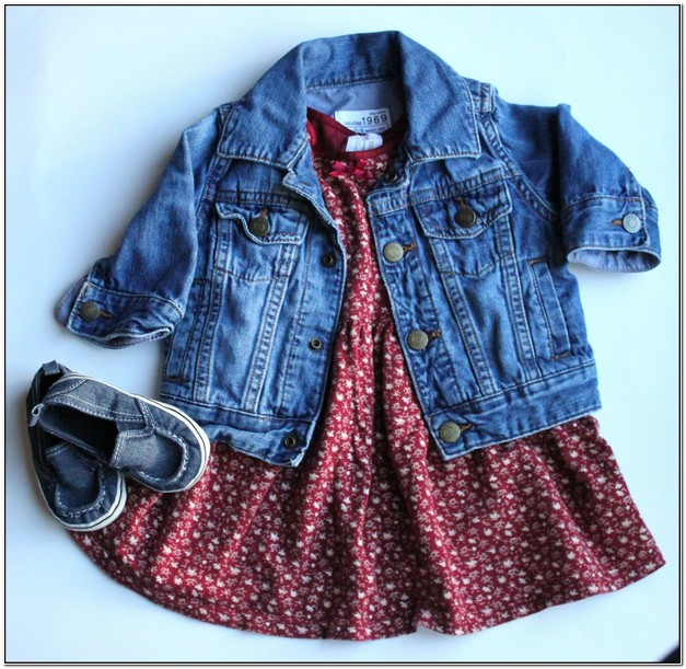 Gap Baby Girl Jean Jacket