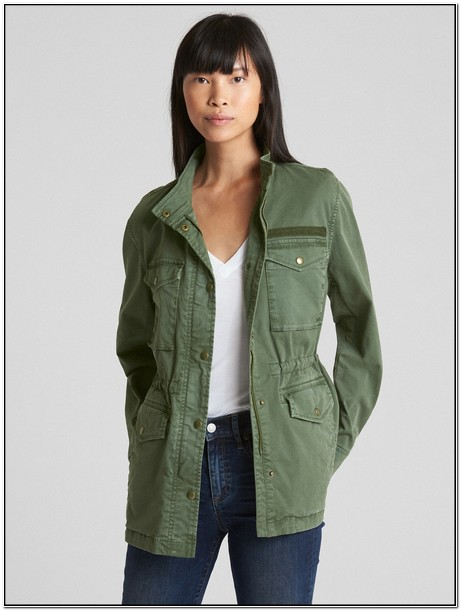 Gap Tall Womens Jackets