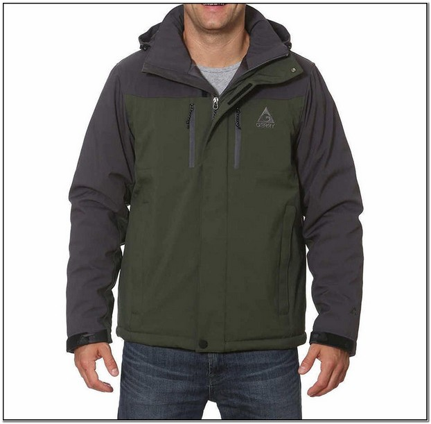 Gerry Mens Insulated Jacket Costco