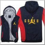 Goku Capsule Corp Jacket