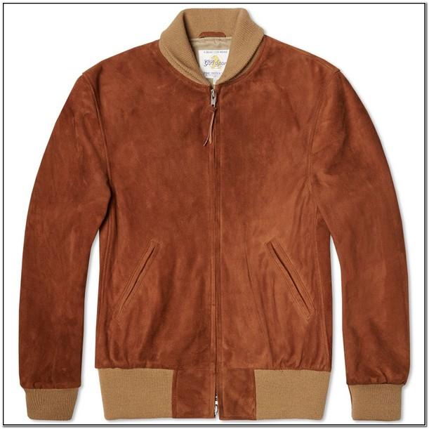 Golden Bear Suede Jackets