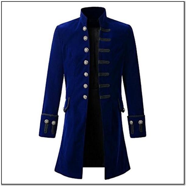 Gothic Coat Mens