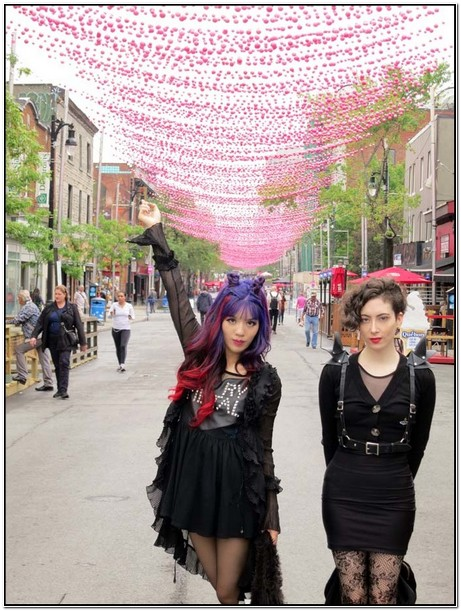 Gothic Shop Montreal