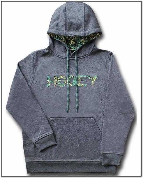 Grey Hooey Jacket
