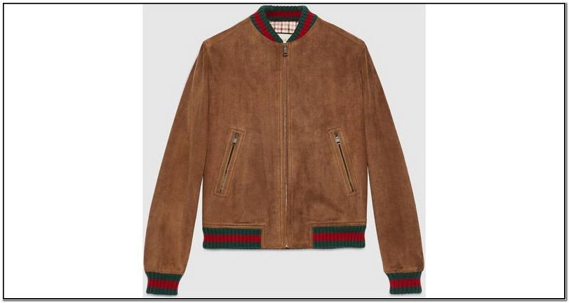 Gucci Bomber Jacket Mens