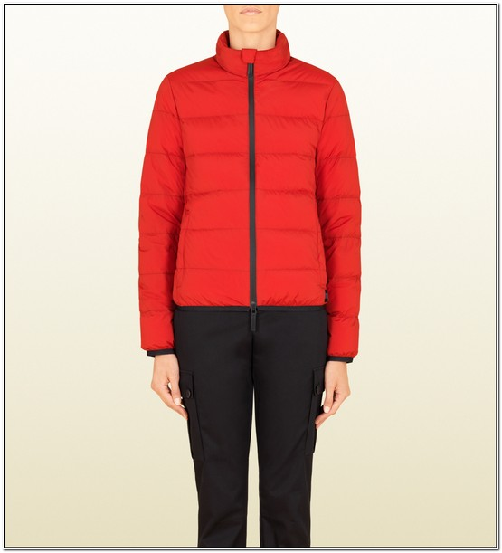 Gucci Down Jacket Womens