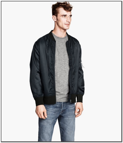 H And M Mens Jackets