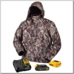 Heated Camo Jacket