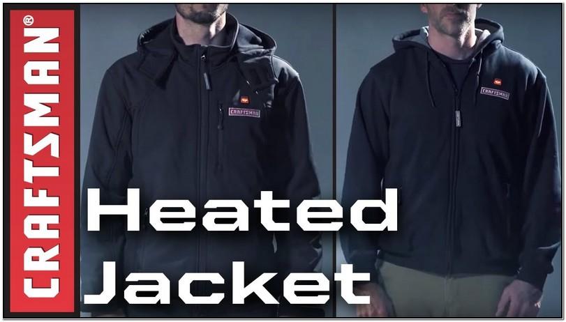 Heated Camo Jacket Sears