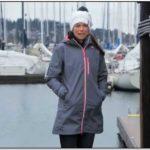 Helly Hansen Womens Long Belfast Rain Jacket