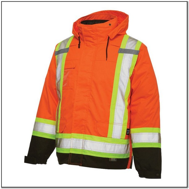 High Visibility Winter Jackets Canada