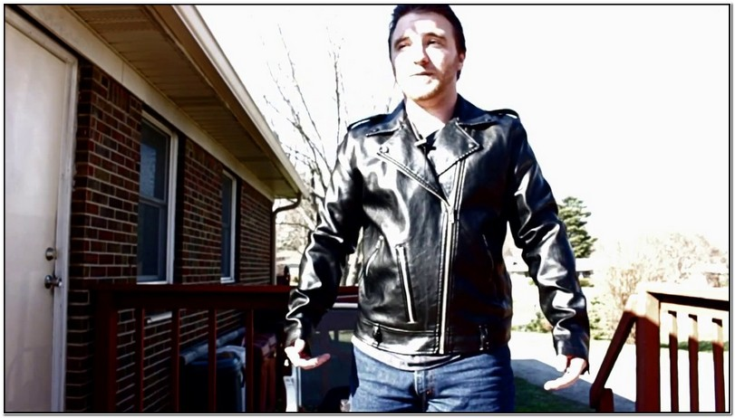 H&m Mens Leather Jacket Review
