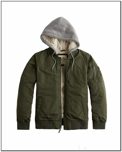 Hollister Mens Jacket Size Chart
