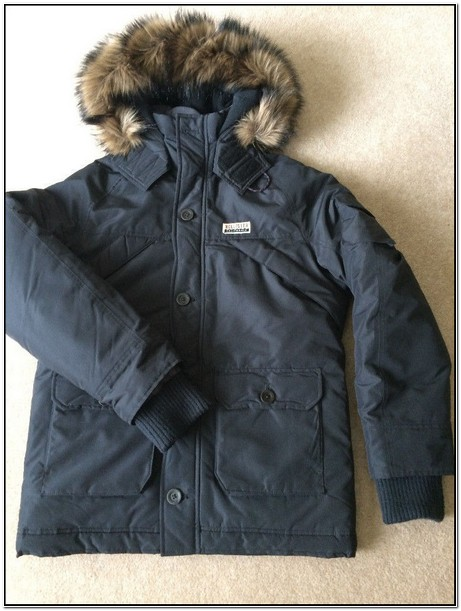 Hollister Mens Jacket Sizing