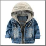 Hooded Denim Jacket Toddler Boy