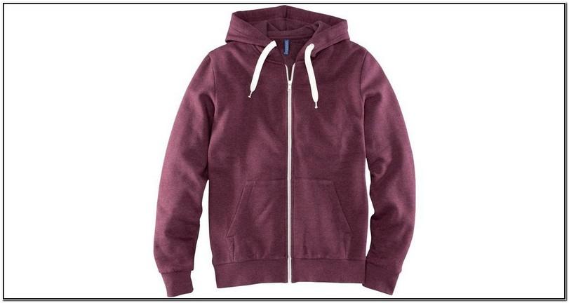 Hooded Denim Jacket Womens H&m