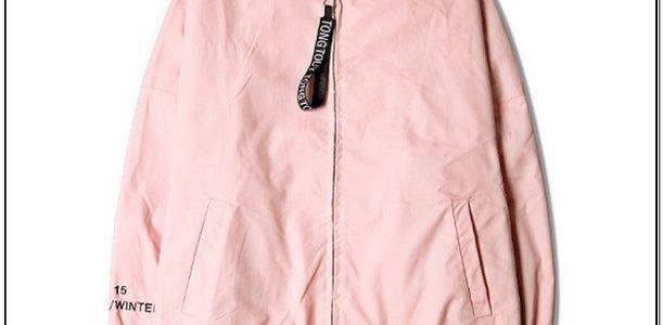 Hot Pink Bomber Jacket Mens