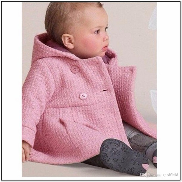 Infant Baby Girl Jackets
