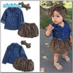 Infant Baby Girl Jean Jacket