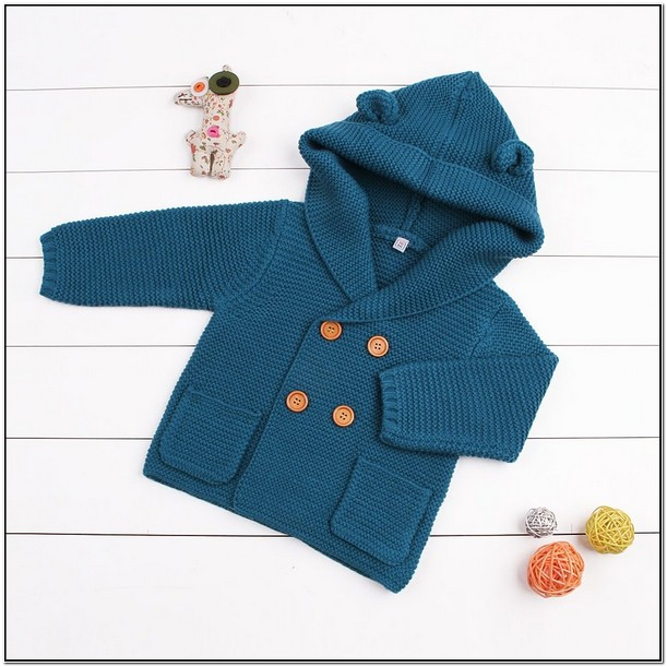 Infant Boy Jackets And Coats