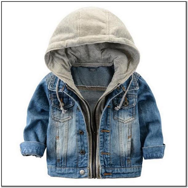 Infant Boy Spring Jackets