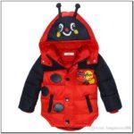 Infant Boy Winter Jackets
